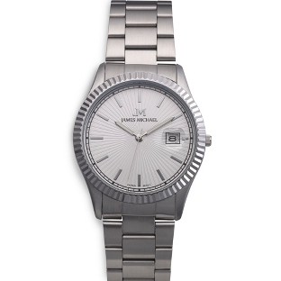 Image of Stainless Steel Classic Watch