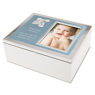 Image of Baby Boy Memory Box