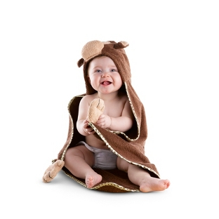 Image of Hooded Monkey Towel