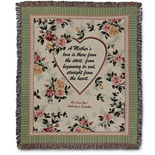 Image of A Mother's Love Throw