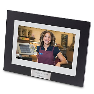 Create joy with a personalized picture frame customized for that perfect photo. Things Remembered has a personalized picture frame for every moment and occasion. Add your own message to an engraved silver frame, or commemorate a special date on a shadow box or collage frame. Shop customized frames in many styles.