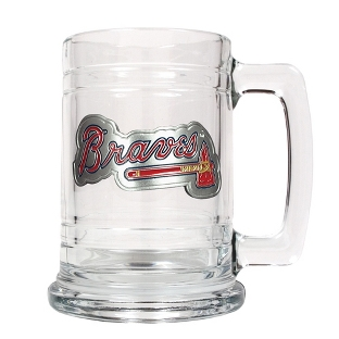 Image of Atlanta Braves Beer Mug