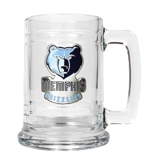 Image of Memphis Grizzlies Beer Mug