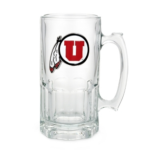 Image of University of Utah 34oz Moby Beer Mug