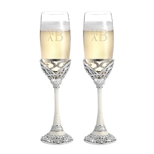 Image of Park Avenue Toasting Flutes