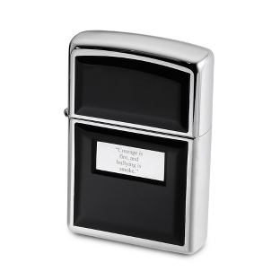 Image of Zippo Ultra Light Black Lighter