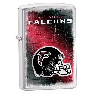 Image of Atlanta Falcons Zippo Lighter