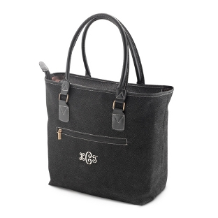 Image of Black Scotch Grain Tote