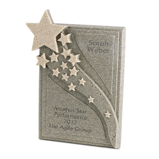 Image of Star Streams Plaque