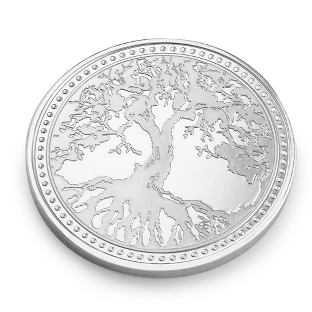 Image of Tree of Life Coin