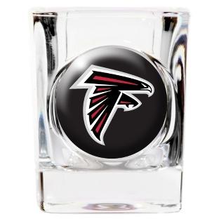 Image of Atlanta Falcons Shot Glass