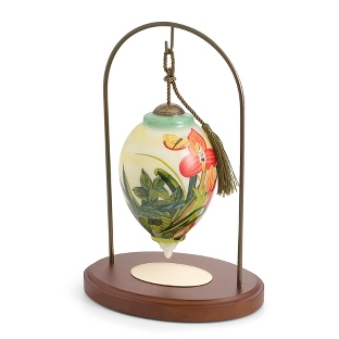 Image of Nectar Hand-painted Ornament with Stand