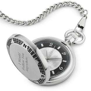 Image of World Pocket Watch