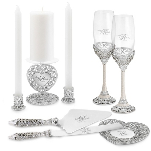 Image of Park Avenue Deluxe Reception Set