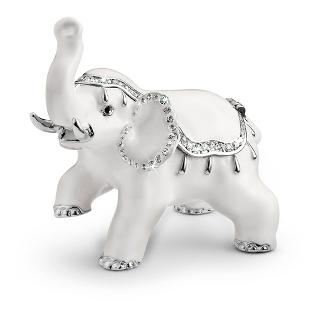 Image of Elephant Secret Message Box