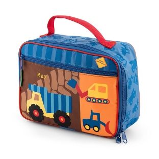Image of Construction Lunch Box