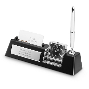 Image of Spinning Cube Pen Stand