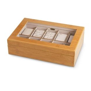Image of Bamboo Watch Box