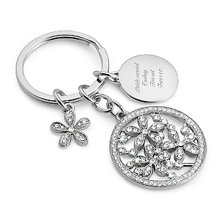 Personalized Key Chains and Rings