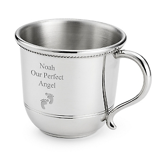 Image of Pewter Baby Cup