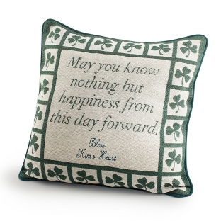 Image of Irish Prayer Pillow