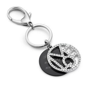 Image of Love Key Chain