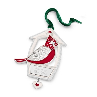 Image of Cardinal 2D Ornament