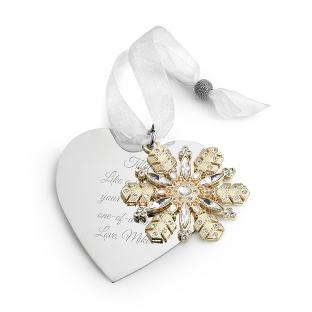 Image of 2013 Make-A-Wish Snowflake Ornament
