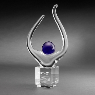 Image of Large Ovation Award