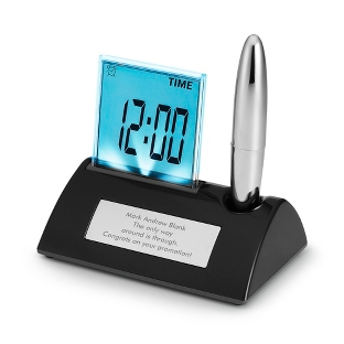 Image of Black Gravity Pen Stand