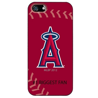 Image of Angels of Anaheim MLB iPhone 5 Case
