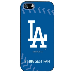 Image of Los Angeles Dodgers MLB iPhone 5 Case