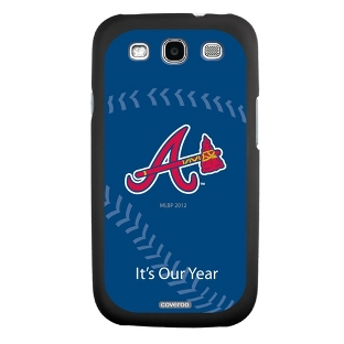 Image of Atlanta Braves MLB Samsung Galaxy S3 Case
