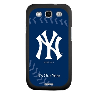 Image of New York Yankees MLB Samsung Galaxy S3 Case