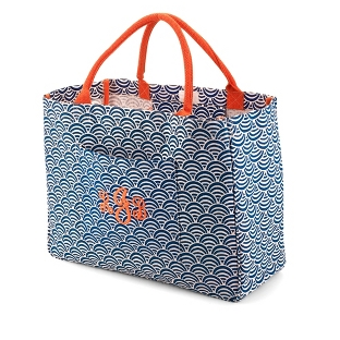 Image of Navy Umbrella Tote
