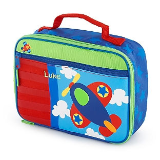 Image of Airplane Lunch Box