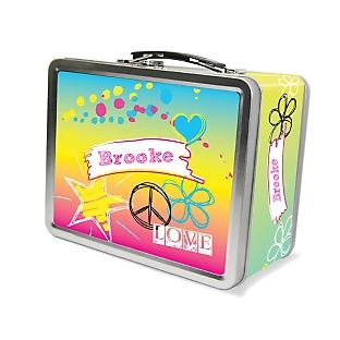 Image of Rockin Rainbow Lunch Box