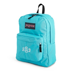 Image of JanSport Superbreak Backpack Mammouth Blue