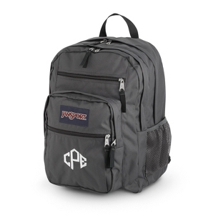 Image of JanSport Big Student Backpack Forge Grey