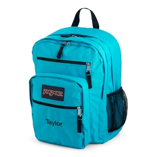 Image of JanSport Big Student Backpack Mammouth Blue