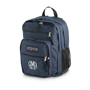Image of JanSport Big Student Backpack Navy