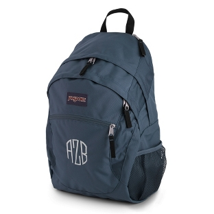 Image of JanSport Wasabi Laptop Backpack Navy