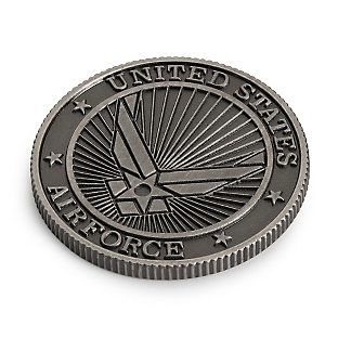 Image of Air Force Challenge Coin