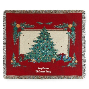 Image of Christmas Magic Throw