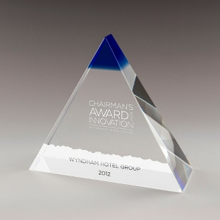 Image of Blue Majestic Award