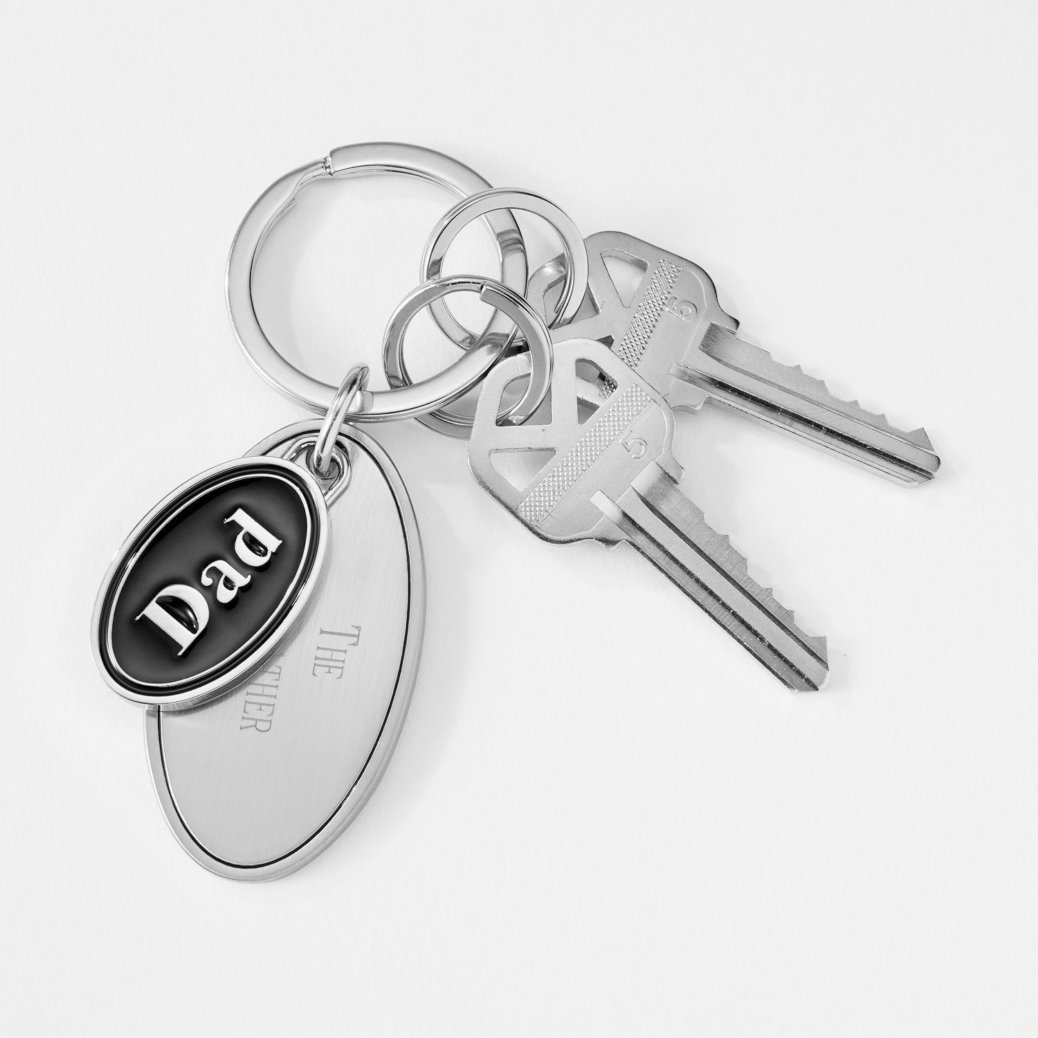 Personalized Dad Key Chain 83cb2d47d987