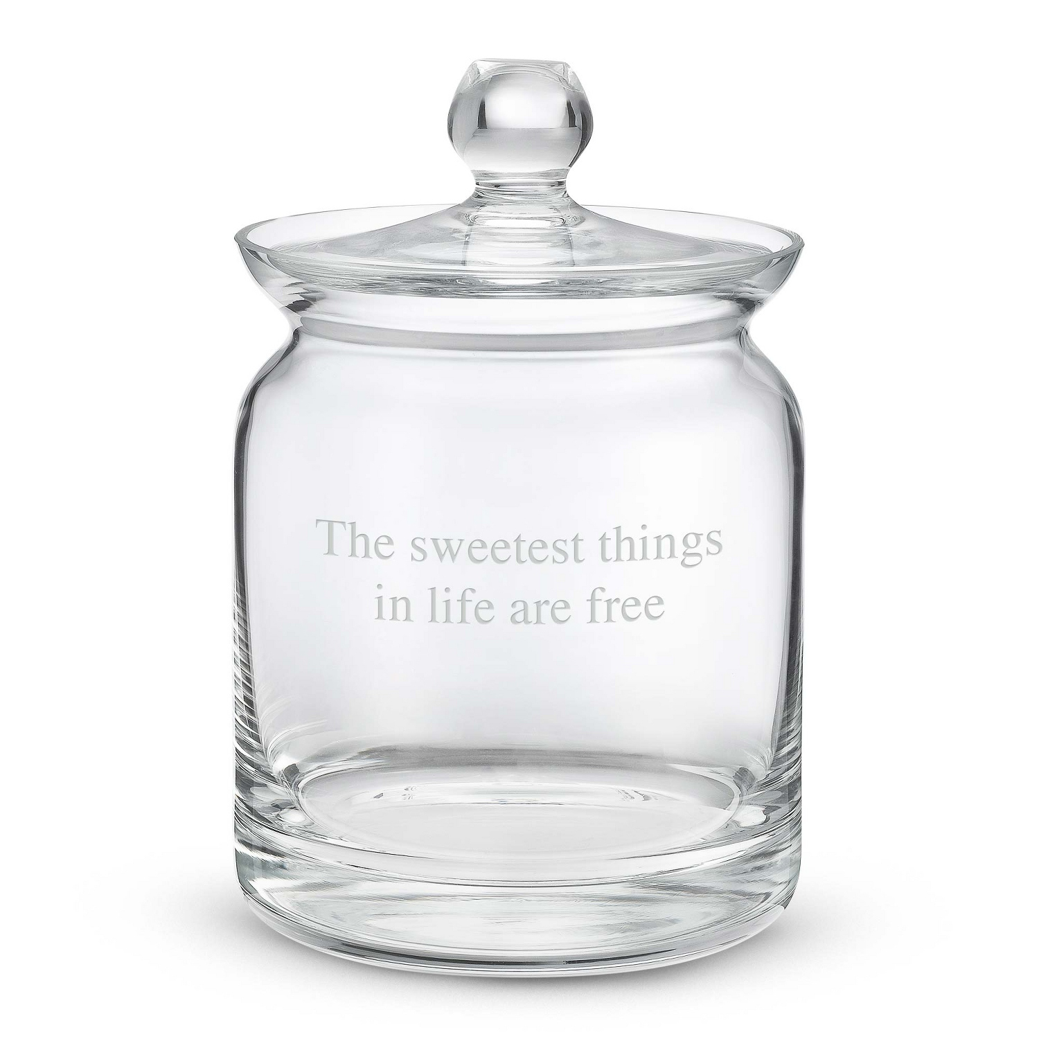 Biscuit Candy Jar