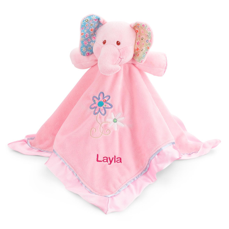 Personalized Elephant Snuggler