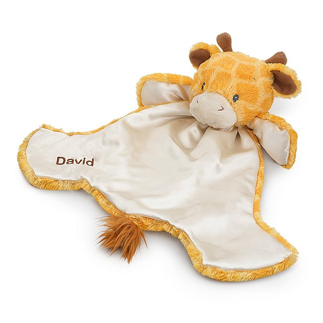 Giraffe Huggy Buddy - Babies & Children's Gifts - Personalized At Things Remembered