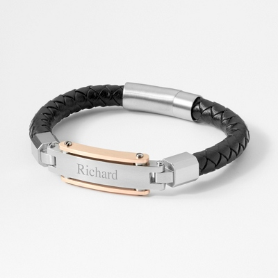 Engraved ID Bracelets at Things Remembered